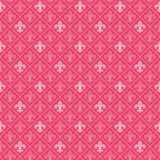 Honeysuckle seamless background. (pantone fashion color for 2011 royalty free illustration