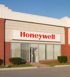 Honeywell Business Location Royalty Free Stock Photos