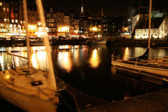 Honfleur Royalty Free Stock Photos