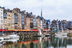 Honfleur, Calvados, France Royalty Free Stock Images
