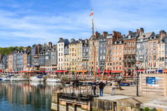 Honfleur, Calvados, France Stock Photo