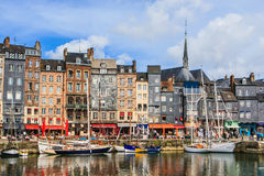 Honfleur, Calvados, France Royalty Free Stock Photos