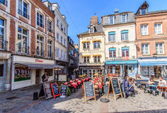 Honfleur, Calvados, France Royalty Free Stock Photo