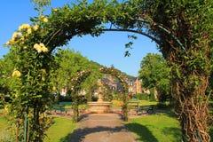 Honfleur, die französische normannische Stadt Lizenzfreies Stockfoto