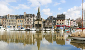 Honfleur Royalty Free Stock Photo