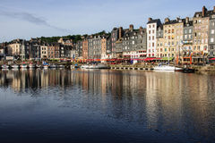 Honfleur Stock Photo