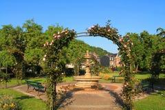 Honfleur Francuski Anglonormański miasteczko Zdjęcie Royalty Free