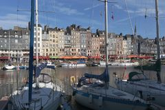 Honfleur Royalty Free Stock Image