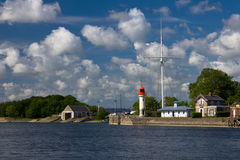 Honfleur Gulf Stock Photography