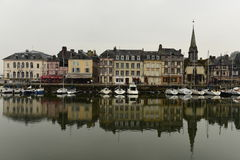 Honfleur, Normandy, France Stock Photography