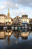 Honfleur Royalty Free Stock Images