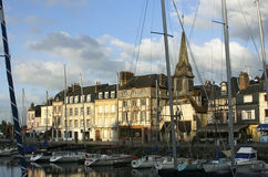 Honfleur Royalty Free Stock Photography