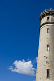 Honfleur tower. Old watch tower in the charming french city of Honfleur Royalty Free Stock Image