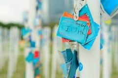 Hong ι kong αγάπη στοκ φωτογραφίες με δικαίωμα ελεύθερης χρήσης
