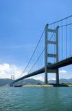 hong bridżowy kong Fotografia Stock
