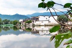 Hong cun, Anhui, Κίνα Στοκ εικόνες με δικαίωμα ελεύθερης χρήσης