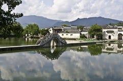 Hong Cun - China Foto de Stock
