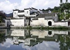 Hong Cun - la Chine Photographie stock libre de droits