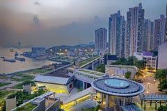 Hong Hong Public Estate Lizenzfreie Stockfotografie