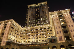hong hotelowy kong półwysep zdjęcie royalty free