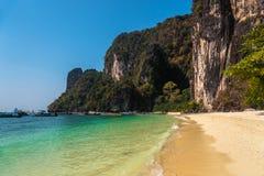 Hong island in Krabi Stock Photos