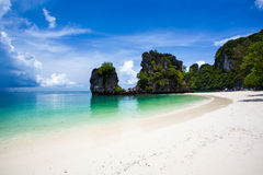 Hong Island-strand Royalty-vrije Stock Afbeeldingen