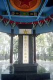 Hong Jiang, China: Martyrs Cemetery Royalty Free Stock Photos