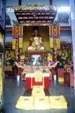 Hong Jiang, China: Temple of the interior landscape Royalty Free Stock Image