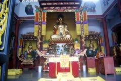 Hong Jiang, China: Temple of the interior landscape Stock Photos