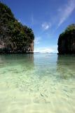 hong koh thailand Royaltyfri Bild