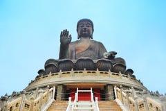 Hong Kong Будда Стоковые Фото