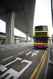 Hong Kong обслуживает перевозку Стоковые Фото