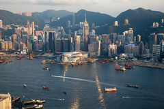 Hong Kong-041 Stock Image