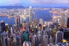 Hong Kong Stock Image