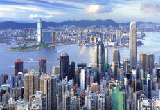 Hong Kong stock photo