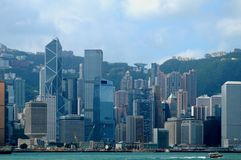 Hong Kong Stockbilder