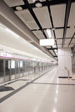 Hong Kong подземное Стоковая Фотография RF