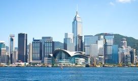Hong Kong. Beautiful city on day Stock Image