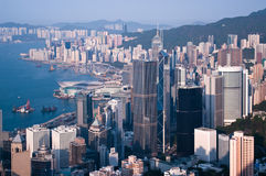 Hong Kong Royalty Free Stock Photos
