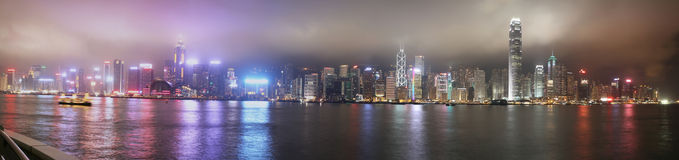 hong kong Obrazy Royalty Free