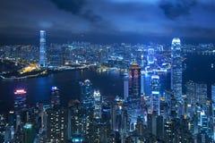 Hong Kong royaltyfria bilder