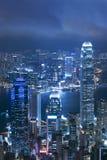 Hong Kong Royaltyfria Foton