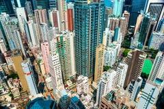 Hong Kong. stockfoto