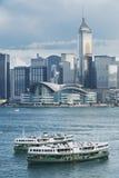 Hong Kong Arkivfoto