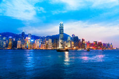 Hong Kong. Stock Photo