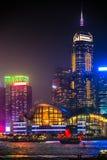 Hong Kong. stock photo