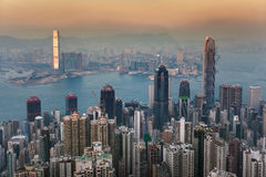 hong kong Fotografia Royalty Free