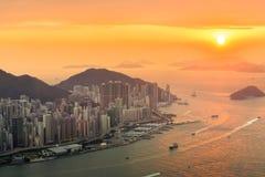 Hong Kong Стоковая Фотография RF