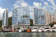Hong Kong Aberdeen Stock Photography