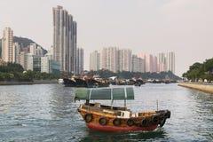 Hong Kong - Aberdeen Royaltyfri Fotografi